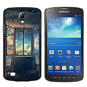 """S-type Arte Profundo Impresionante Pintura"""" - Arte & diseño plástico duro Fundas Cover Cubre Hard Case Cover For Samsung Galaxy S4 Active i9295"""