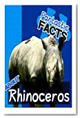 Fantastic Facts About Rhinoceros: Illustrated Fun Learning For Kids