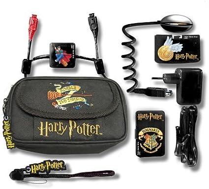Harry Potter Quidditch Pack (7 Accessories) - Black [Importación ...