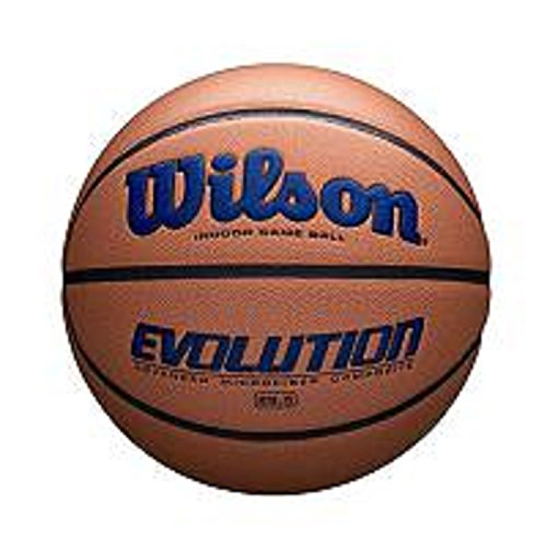Evolution Size Game Basketball-Navy, Brown, Intermediate ()