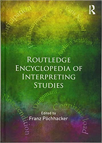 Amazon routledge encyclopedia of interpreting studies routledge encyclopedia of interpreting studies 1st edition fandeluxe Images