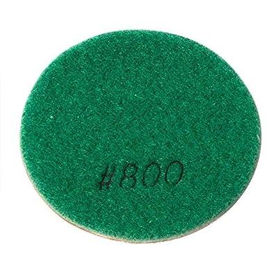 Specialty Diamond 3800FPAD Resin Dry/Wet Floor Pad, 3