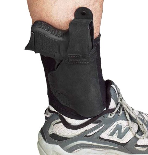 Galco Ankle Lite / Ankle Holster for KAHR MK40, MK9, PM40, PM9 by Galco