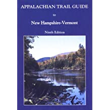 Appalachian Trail Guide to New Hampshire-Vermont with Map