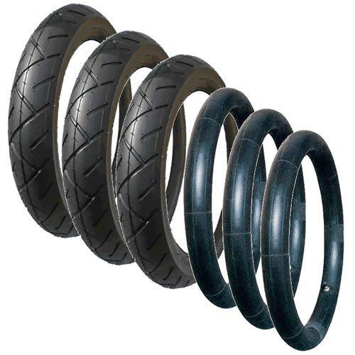 57 203 Pram Tyre - 1