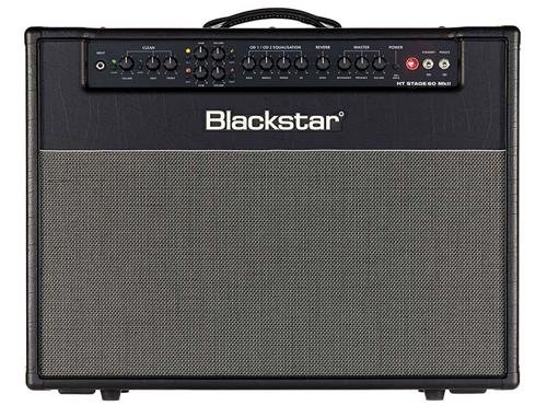 Blackstar HT Venue Series Stage 60 MKII 60W 2x12 Tube Guitar Combo Black by Blackstar