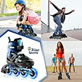 XinoSports Adjustable Children's Inline Skates