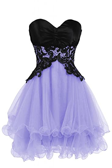 The 8 best purple homecoming dresses under 50