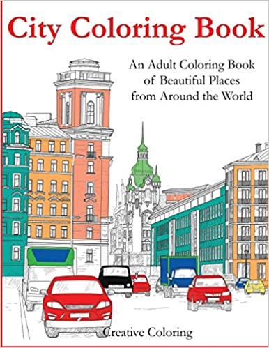 travel colouring pages