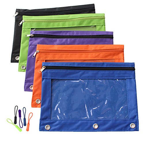 3 Ring Binder Pencil Case