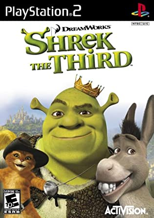 Amazon Com Shrek The Third Playstation 2 Artist Not Provided Video Games