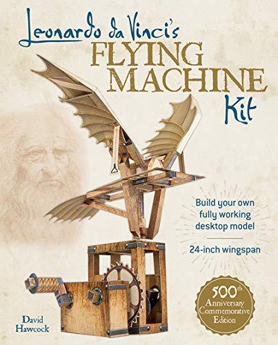 Leonardo da Vinci's Flying Machine Kit