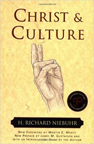 Book Christ and Culture