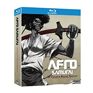Cover Image for 'Afro Samurai: The Complete Murder Sessions (Limited Edition Director's Cut)'