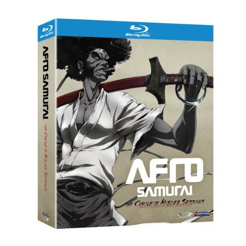 Afro Samurai: The Complete Murder Sessions [Blu-ray] by Anime DVDs