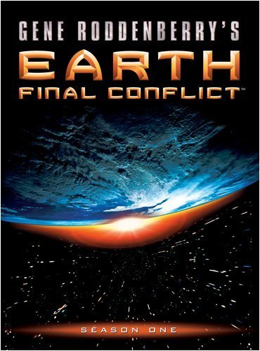 Gene Roddenberry's Earth: Final Conflict - Season One by FLORES,VON