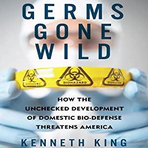 Germs Gone Wild Audiobook