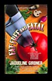 Front cover for the book Fat-free and Fatal by Jaqueline Girdner