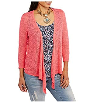 Open Front Shrug Sweaters Walmart Wwwpicsbudcom