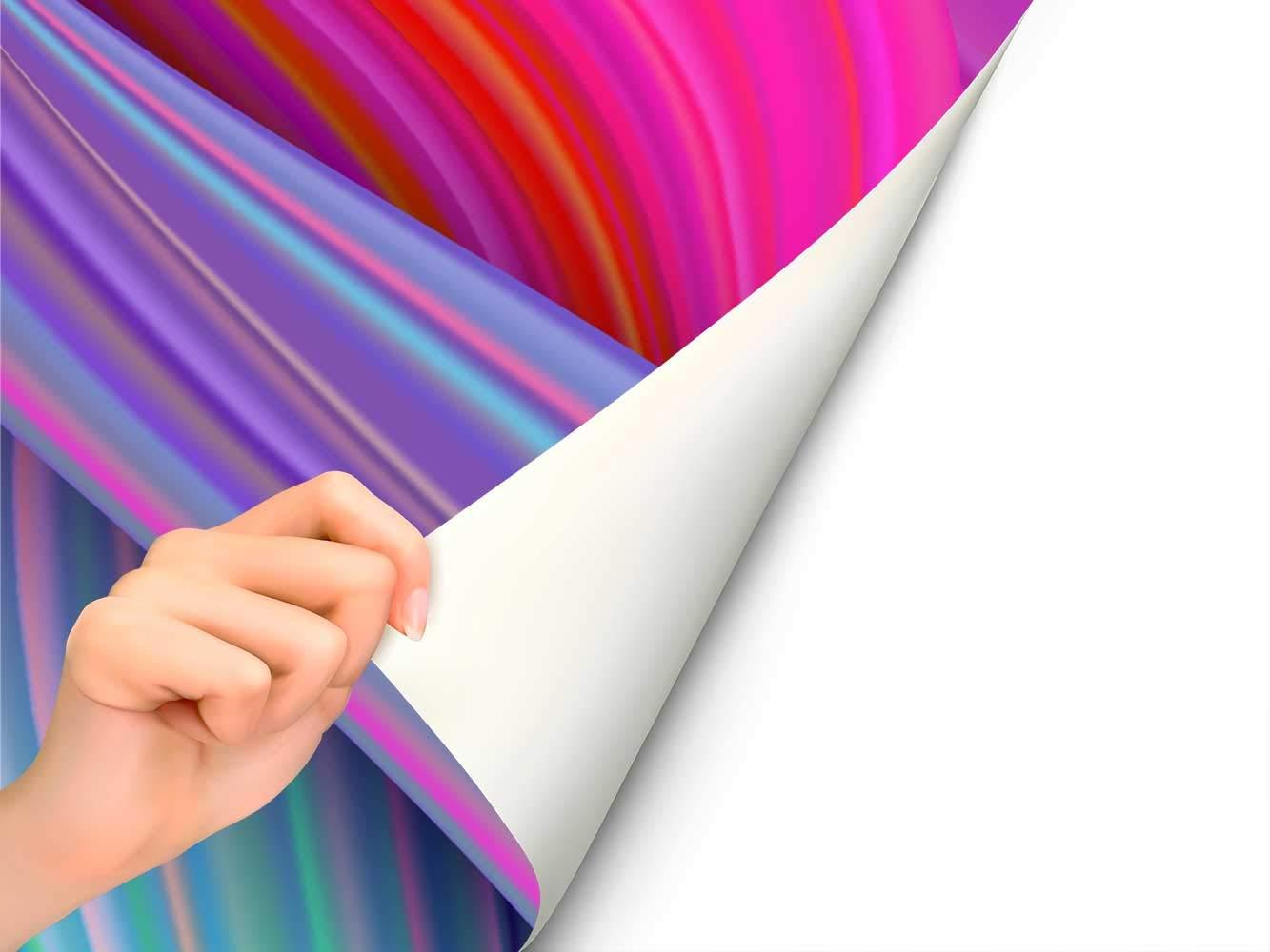 Vinilo Transparente para Mamparas de Ducha y Ba/ños Remolino de Colores Varias Medidas 185x60cm Pegatina Adhesiva Decorativa de Dise/ño Elegante Adhesivo Resistente y de F/ácil Aplicaci/ón