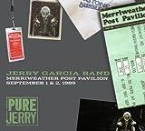 Merriweather Post Pavilion September 1 & 2, 1989