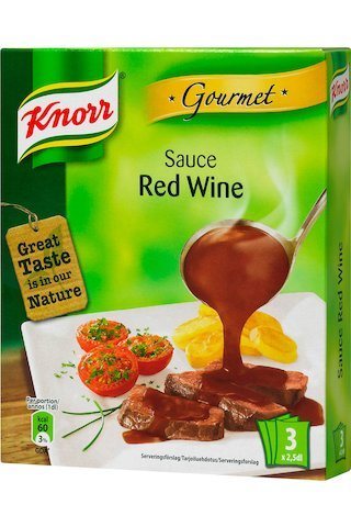 Knorr Red Wine Gourmet Sauce Mix (PACK OF ()
