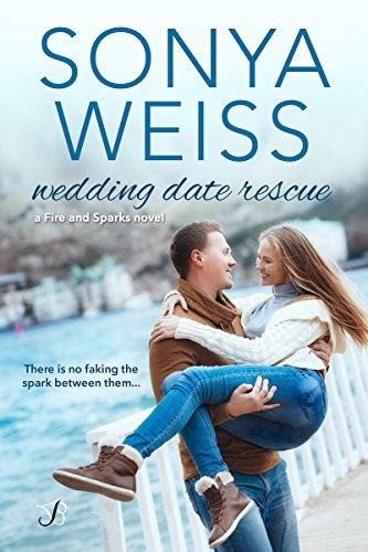 Wedding Date Rescue (Fire and Sparks) cover