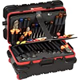 Chicago Case 95-8581 Slim Line Military-Style Wheeled Tool Case