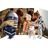 Star Wars Droid Jumbo Kenner Action Figure Set with Backdrop by Gentle Giant (3-Pack), 12 by Star Wars