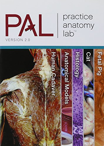 Human Anatomy with Practice Anatomy Lab 2.0 CD-ROM (Valuepack component) (6th Edition)