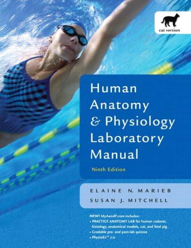 [READ] Human Anatomy and Physiology Lab Manual, Cat Version (9th Edition) E.P.U.B