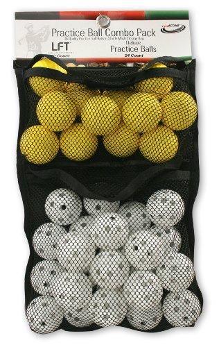 ProActive Practice Ball Combo Pack, Outdoor Stuffs
