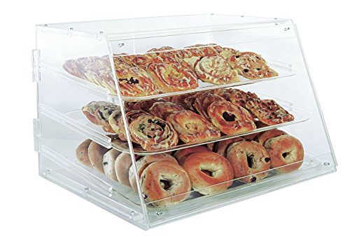 3 Tray Acrylic Display Case