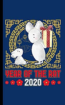 Year of the Rat 2020 Journal Notebook: Happy Chinese New Year, Blank Lined Writing Note Book, Travel Size (Lunar Calendar Gifts Vol 3)