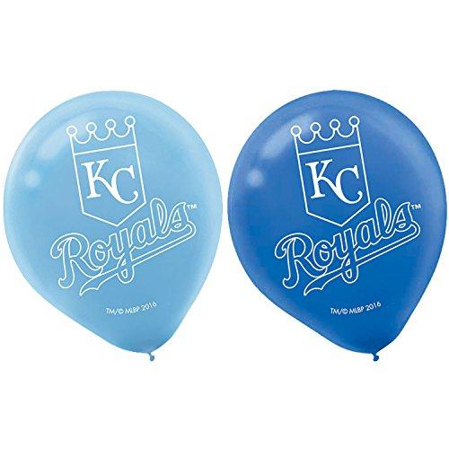 Amscan Kansas City Royals 12
