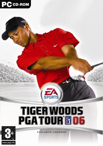 Tiger Woods PGA Tour 2006 (PC CD)