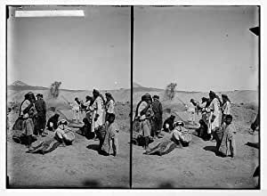 Photo Bedouin Wedding Series Scene On A