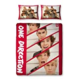 One Direction 'Boyfriend' Reversible Panel Double Duvet Cover
