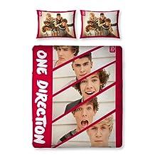 One Direction 'Boyfriend' Reversible Panel Double Duvet Cover