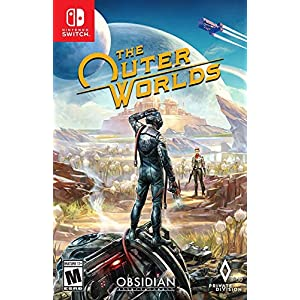 The Outer Worlds - Nintendo Switch 519SIiZdcQL. SS300