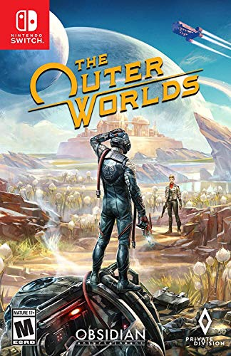 The Outer Worlds - Nintendo Switch 1