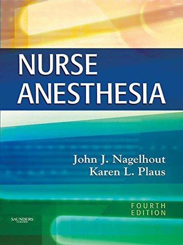 Download Nurse Anesthesia (Nagelhout, Nurse Anesthesia) Pdf