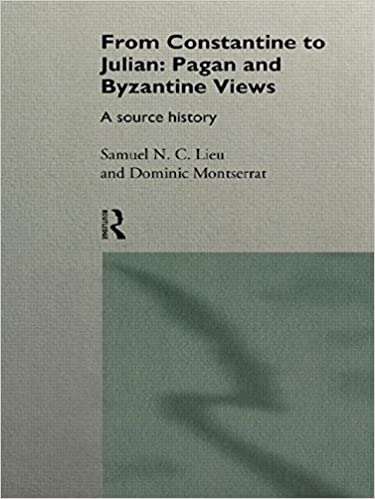 Amazon from constantine to julian pagan and byzantine views from constantine to julian pagan and byzantine views a source history fandeluxe Image collections