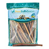 USA 12-inch Thick Bully Sticks by Best Bully Sticks (25 Pack)