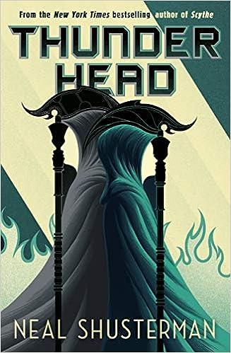 Thunder head: Neal Shusterman: Amazon.it: Shusterman, Neal: Libri in altre  lingue
