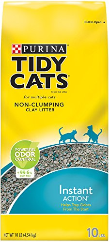 Purina Tidy Cats Instant Action Cat Litter - (4) 10 lb. Bag