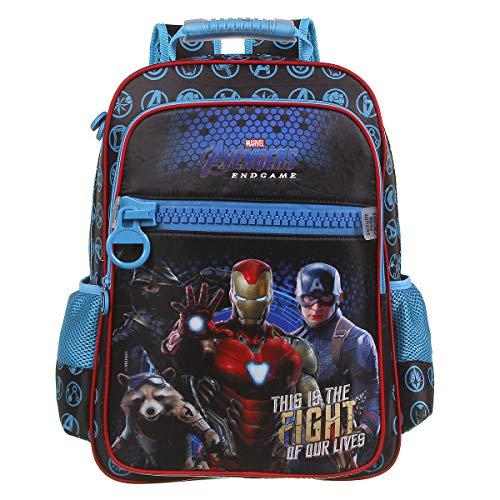 Mochila G, Marvel Os Vingadores, DMW Bags, 11631, Colorido