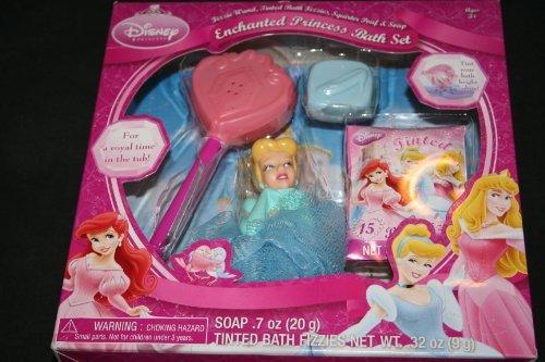 Disney Enchanted Princess Bath Set