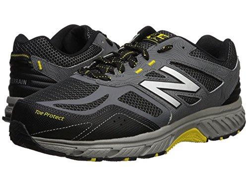 [new balance(ニューバランス)] メンズランニングシューズ?スニーカー?靴 510v4 Castlerock/Black 15 (33.cm) D - Medium
