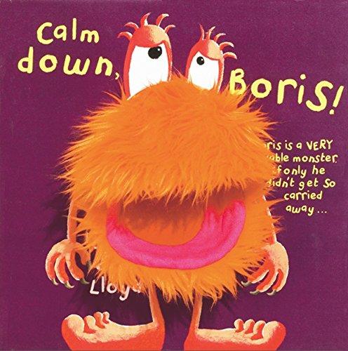 Calm Down Boris! PDF